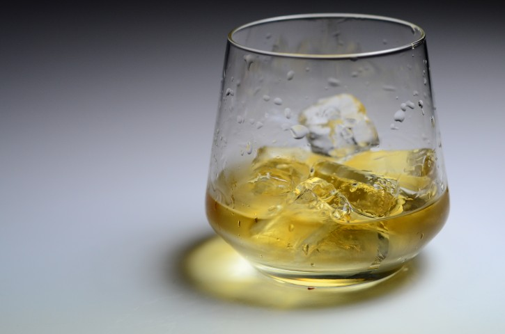 Whisky-Melonen-Drink (Small)